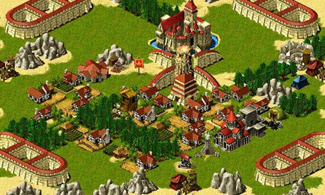 Описание онлайн игры 1100 AD