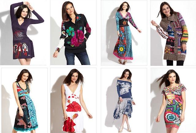 Испанская фирма одежды desigual