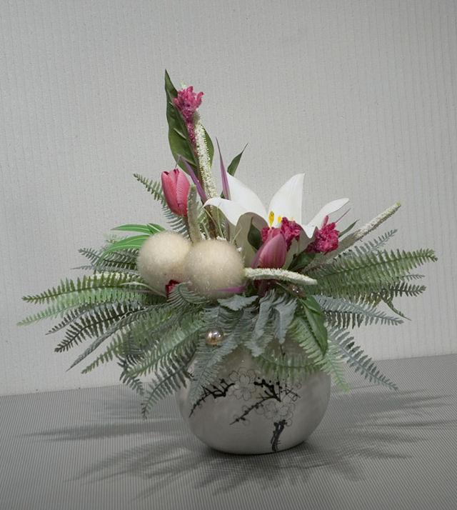 Искусственные цветы своими руками мастер класс видео фото 595