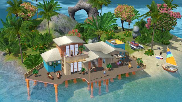 Sims 3 как играть на стакане - 2bc6c