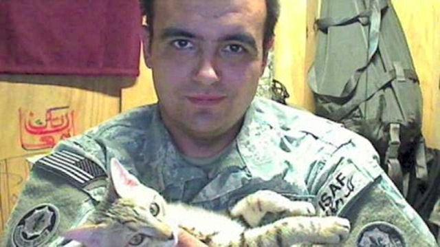 Кот и Нотт нашли друг друга на войне
