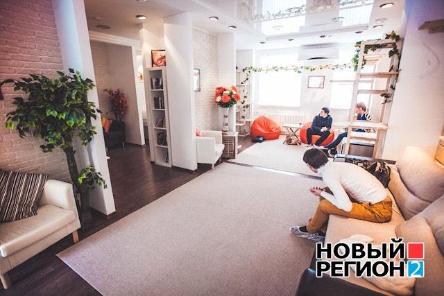 В Екатеринбурге открылось котокафе
