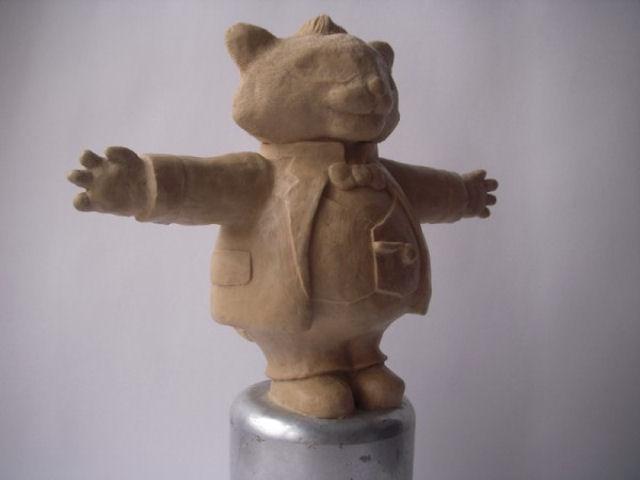 Манул появится на сувенирах Московского зоопарка