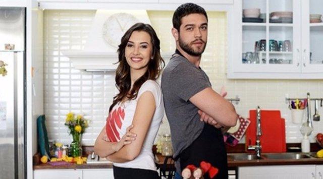 Турецкий сериал «Сладкая месть»