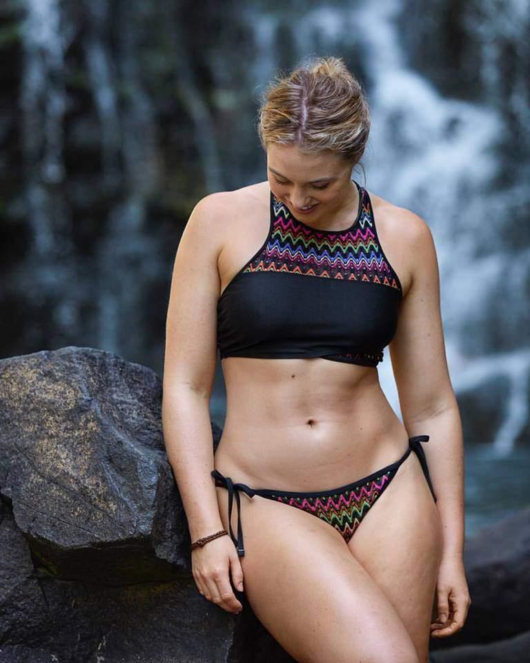 25-летняя модель plus-size Искра Лоуренс покорила интернет