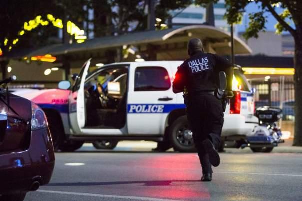 В Далласе задержаны двое стрелявших в полицейских