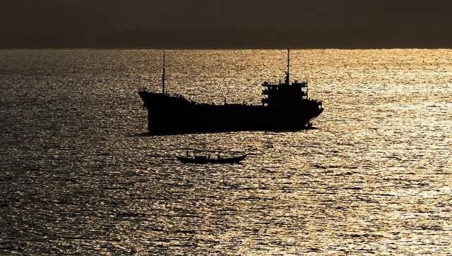 У берегов Ливии задержали греческое судно с украинцами на борту