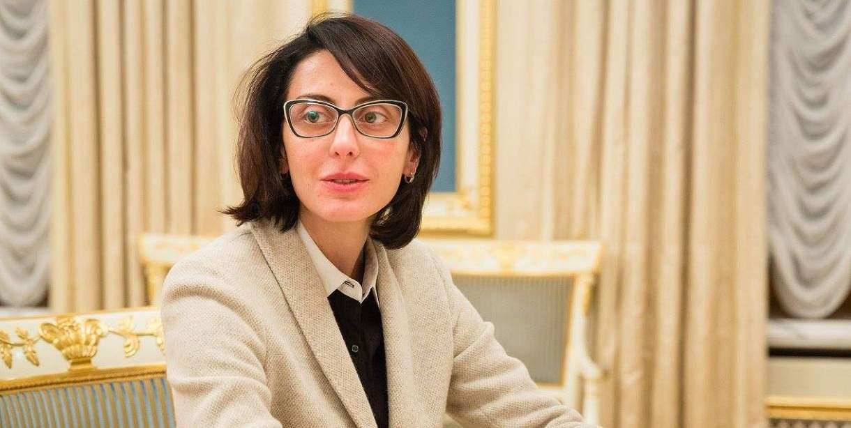Деканоидзе поддержала харьковского патрульного, который обвинялся в грубом обращении с водителем