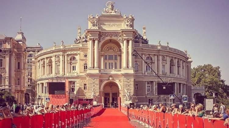 Джамала выступит на открытии 7-го Одесского международного кинофестиваля