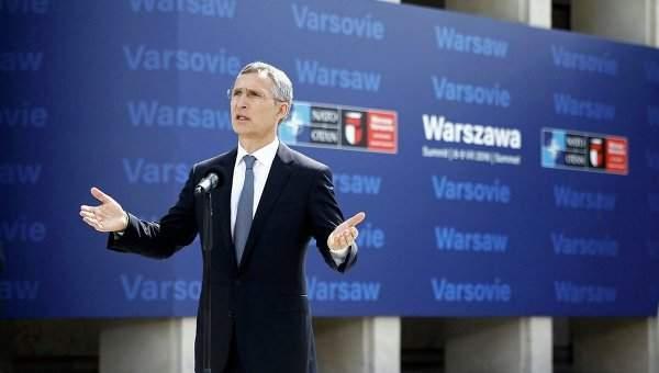 Размещение батальонов НАТО в Балтии и Польше начнется в 2017 году- генсек НАТО