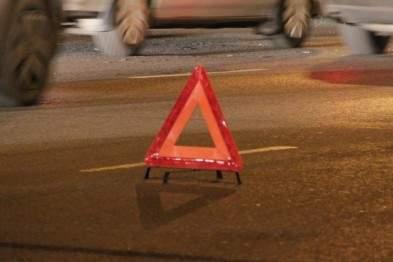 Полиция задержала водителя автомобиля ВАЗ, который наехал на двух пешеходов и скрылся с места ДТП