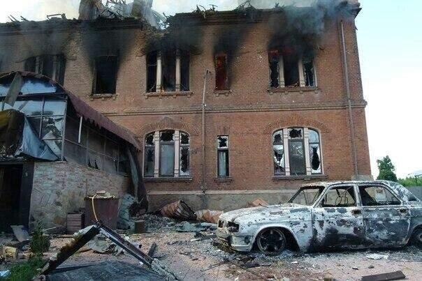 В июне установлен рекорд по количеству погибших на Донбассе