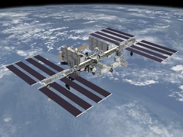 Новая экспедиция успешно прибыла на МКС