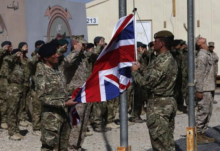 Великобритания направит в Афганистан ещё 50 военных
