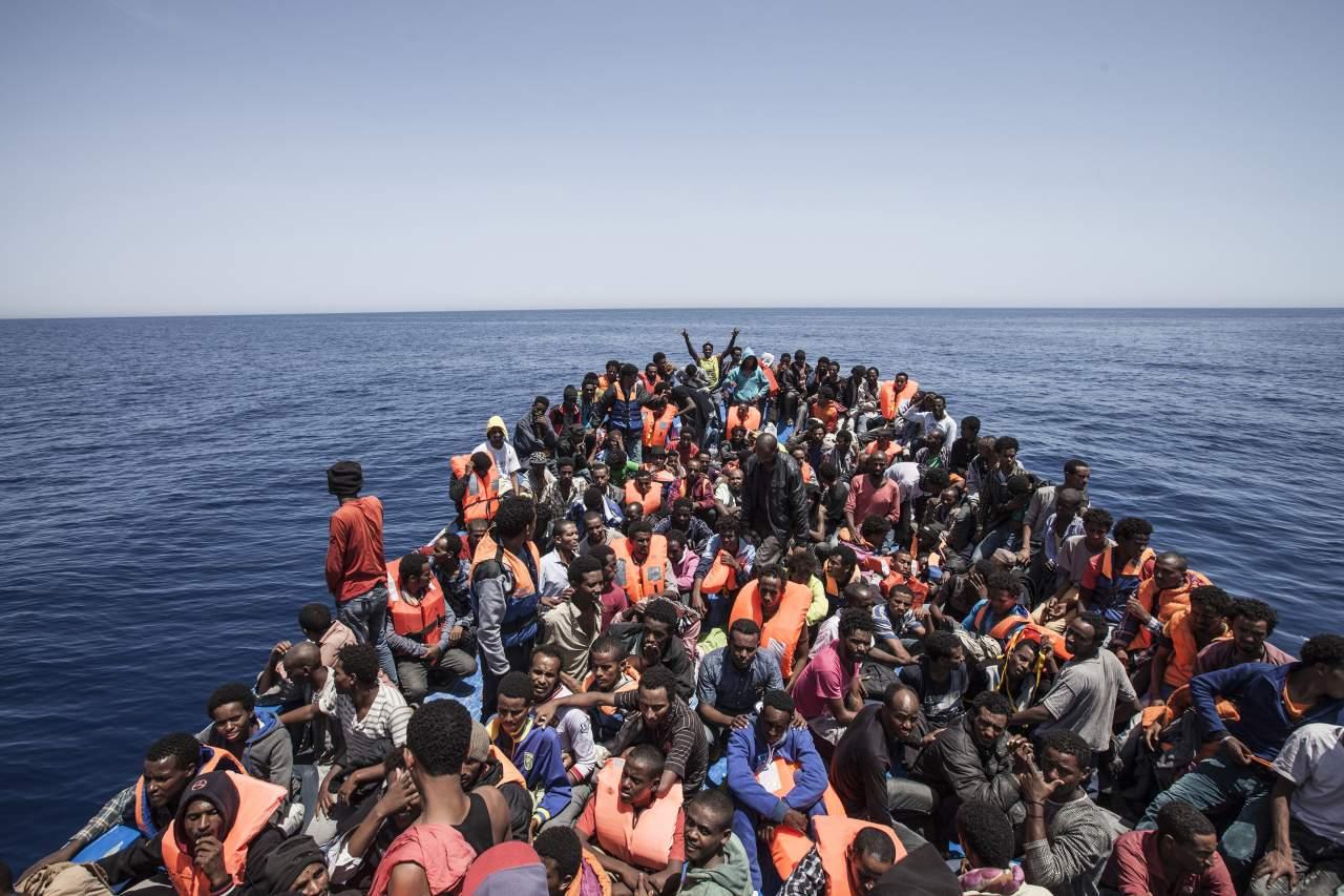 С начала 2016 года в Европу переплыло более 230 тыс. мигрантов