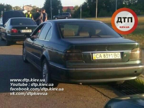 В столице задержали автомобиль-двойник