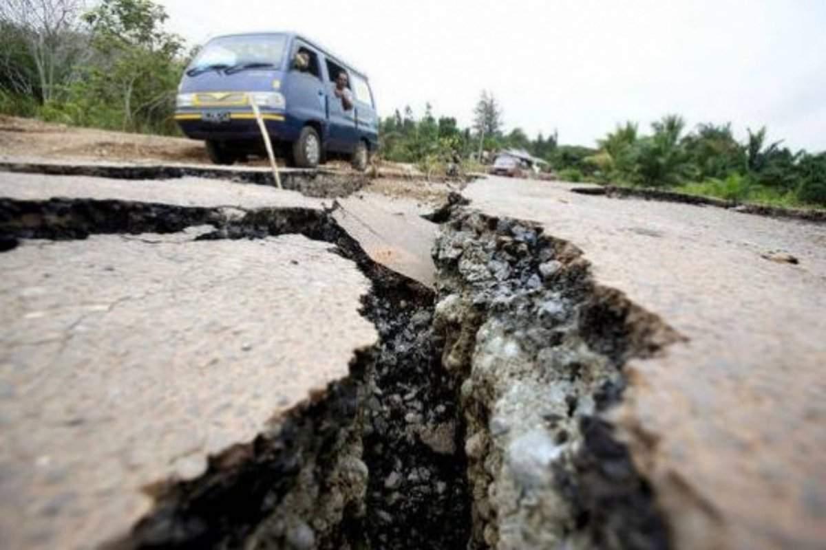 Очередное землетрясение в Японии  магнитудой 4,4