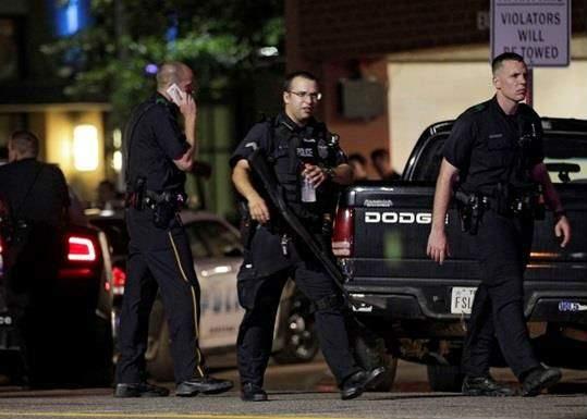 В Техасе полицейские застрелили темнокожего мужчину