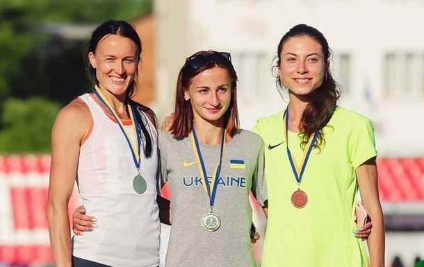 Украина взяла золото на чемпионате Европы по легкой атлетике