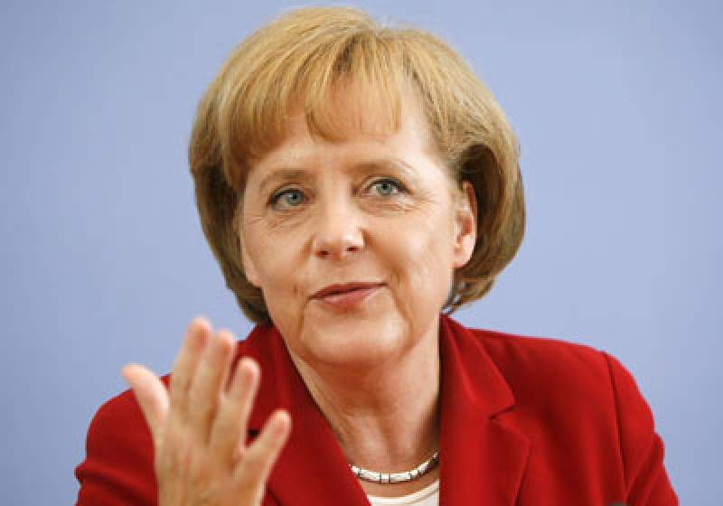 Меркель: