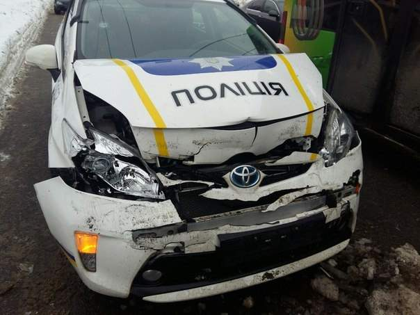 В Харькове произошло смертельное ДТП с участием патрульных