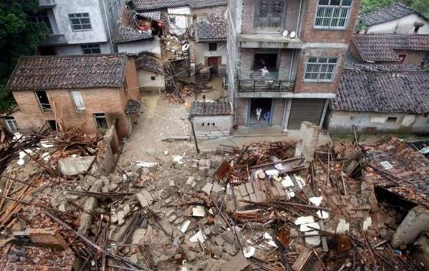 """В Тайване в результате тайфуна """"Непартак""""  есть погибшие"""