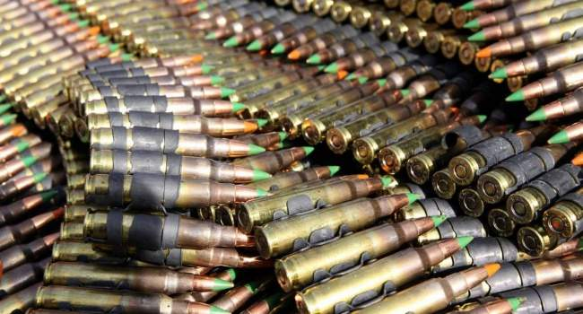 В Украине планируется строительство завода боеприпасов