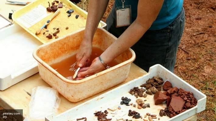 Загадочный череп с инкрустированными зубами обнаружили в Мексике