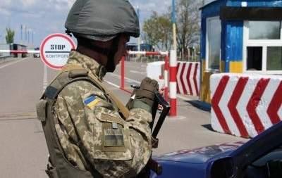 В Станице Луганской пограничники задержали подозреваемого в убийстве