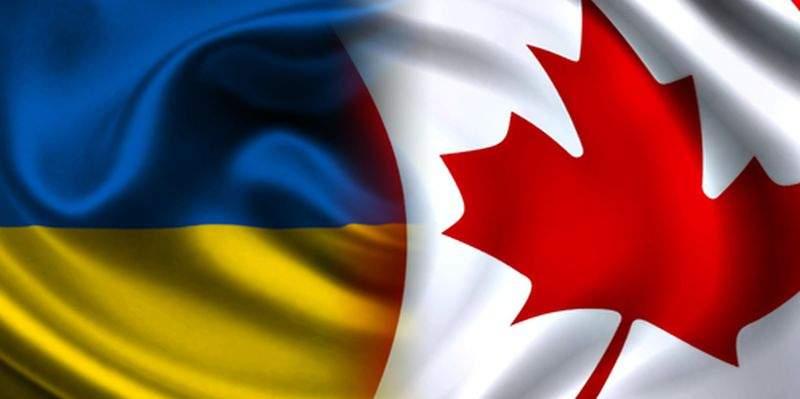 Украина и Канада  подписали Соглашение о создании зоны свободной торговли