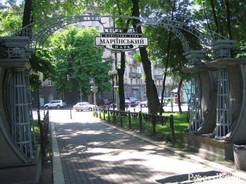 В столице в Мариинском парке появятся деревянные скульптуры