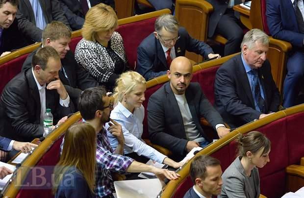 Лещенко, Найем и Залищук намерены совмещать членство в двух партиях