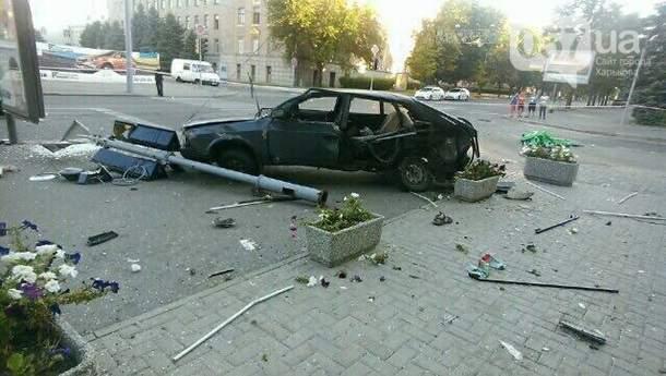 Харьковских полицейских, причастных к смертельному ДТП, отстранили от службы