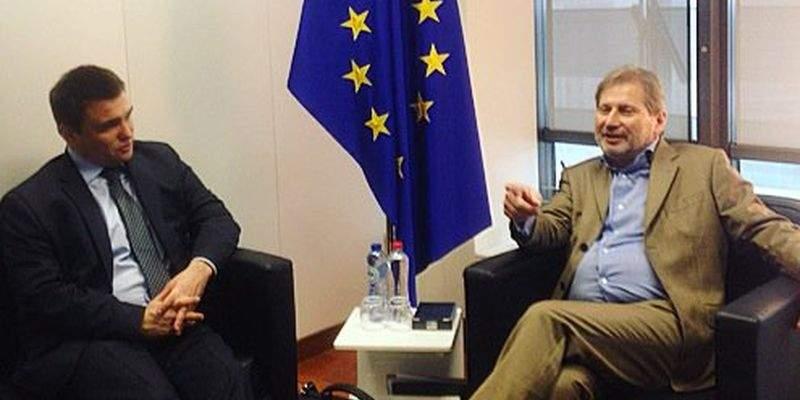 Климкин и Хан обсудили вопрос отмены роуминга для украинцев в ЕС