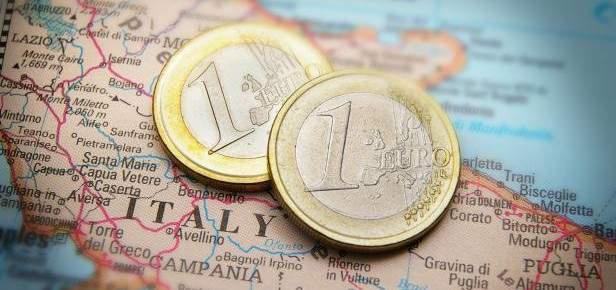 Госдолг Италии составляет почти 133 % ВВП