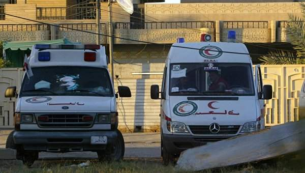 Очередной теракт в Ираке. Число жертв возросло до 11 человек и еще 32 пострадали