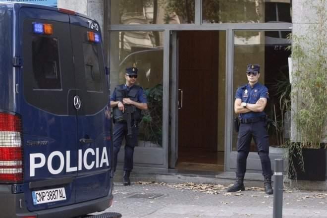 Сына Черновецкого арестовали в Барселоне