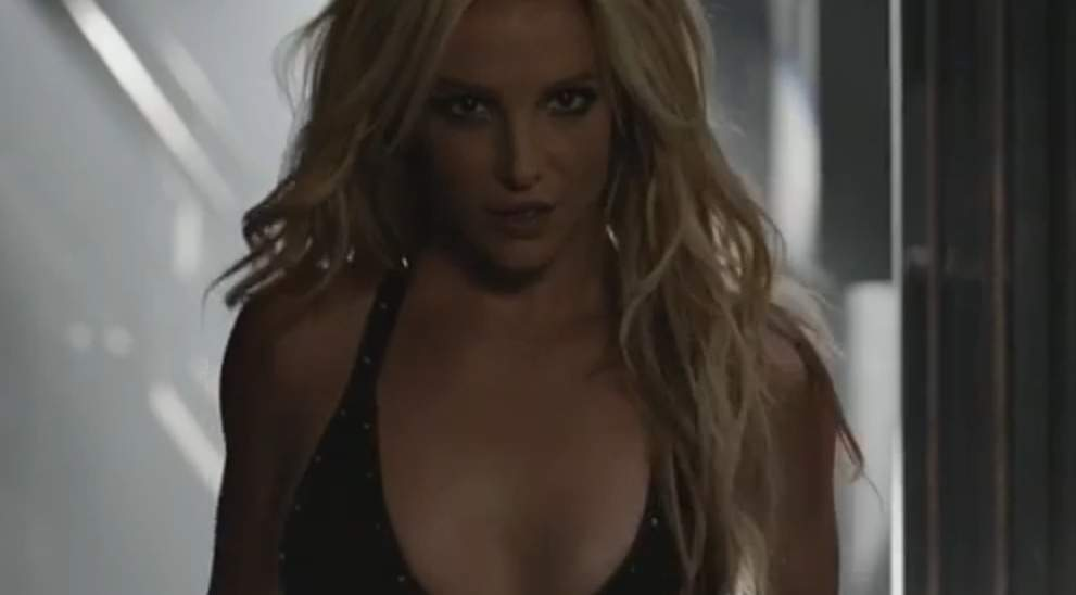 Бритни Спирс снялась в рекламе своего нового аромата