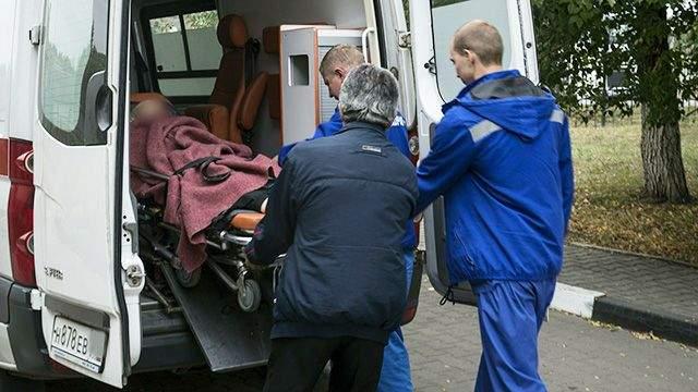 В Пятигорске парень выпал из окна общежития