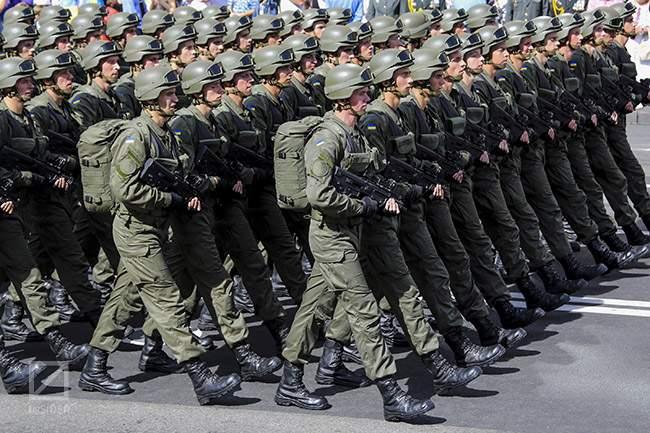 В Украине приняли закон относительно уточнения сроков военной службы в особый период