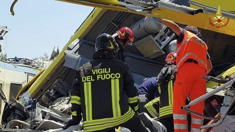 К спасательной операции в Италии привлекли вертолет