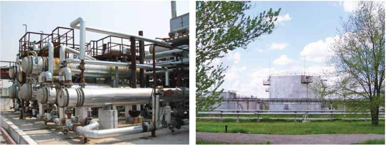 Преступники захватили нефтеперабатывающий завод