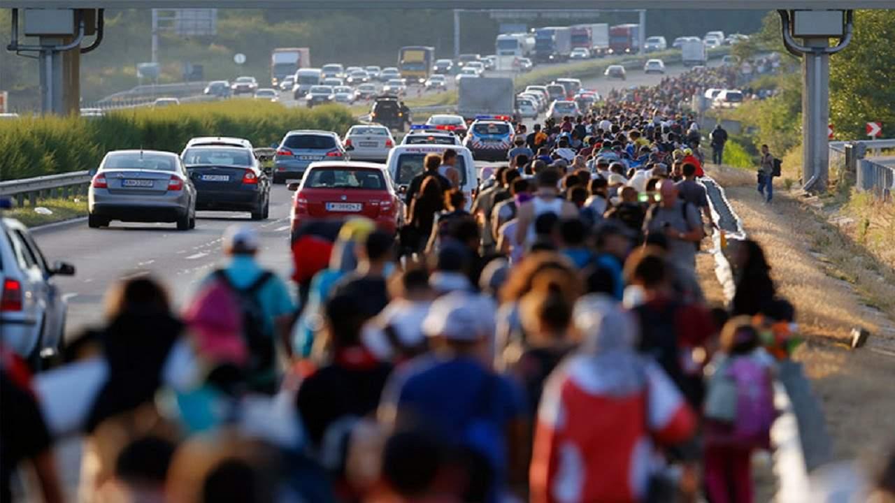 В Европе снизился поток переселенцев