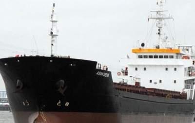 В болгарском порту Бургас арестовали судно с 12 украинцами