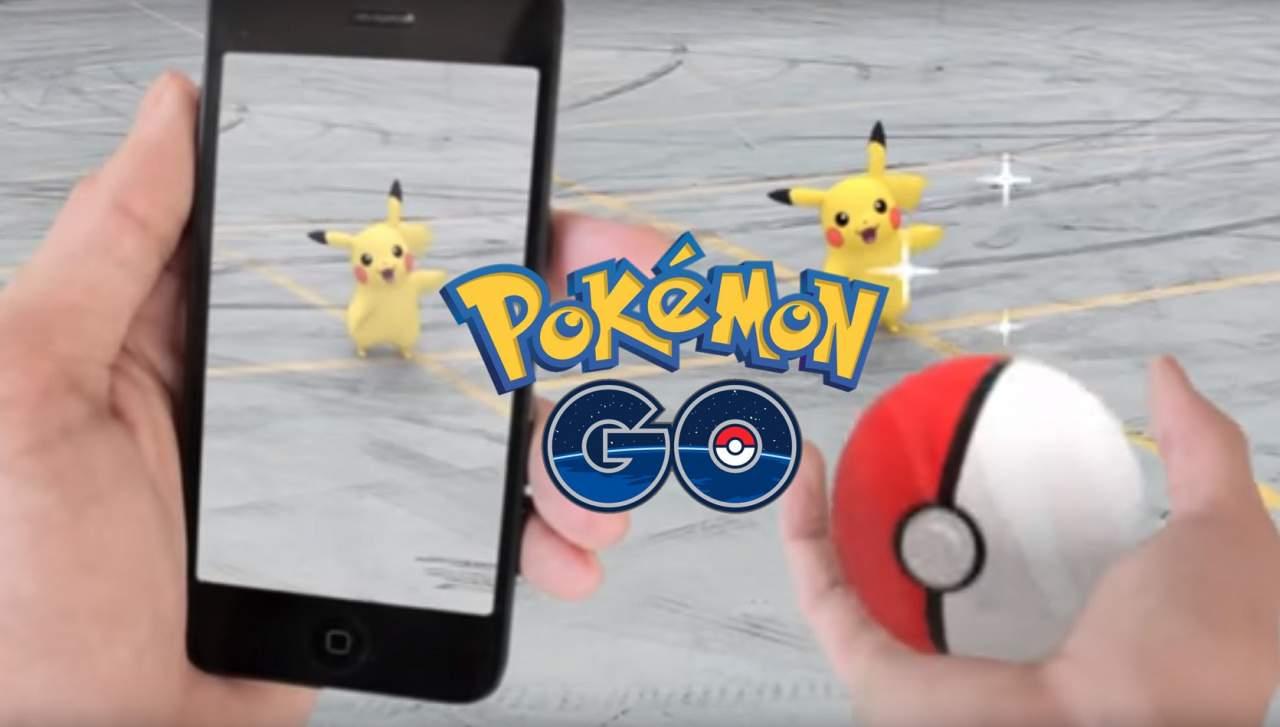 В США игра Pokemon Go обогнала по популярности Twitter