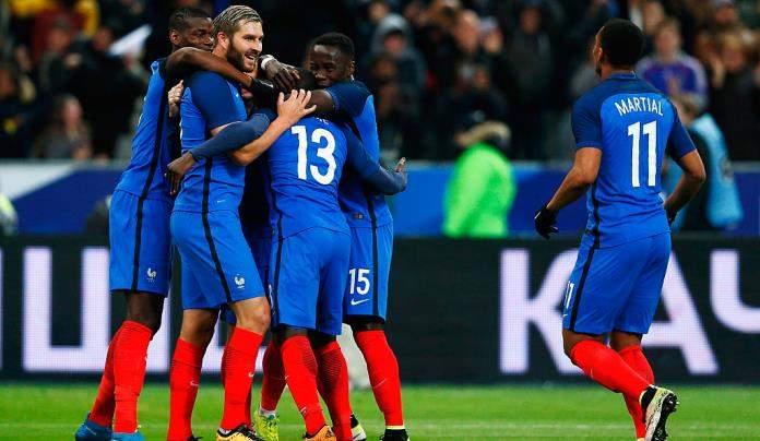 Французскую футбольную сборную заподозрили в употреблении допинга на Евро-2016