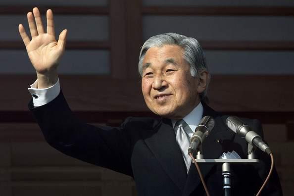 Японский император готов отречься от престола