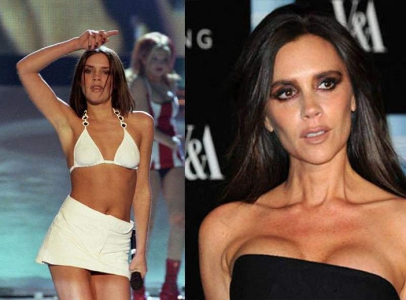 Голливудские актрисы, красота которых умерла вместе с килограммами