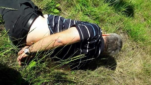 Задержан киевлянин, который торговал оружием из зоны АТО