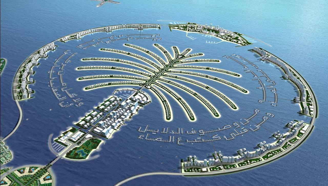 В Дубаях установили рогатку, которая запускает людей в воздух со скоростью 200 км в час